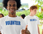 Volunteer at Legacy